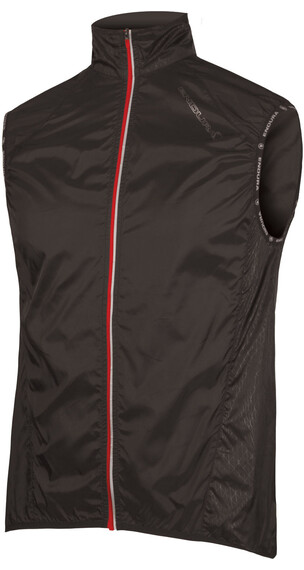 Endura Pakagilet II Windproof Vest Men black
